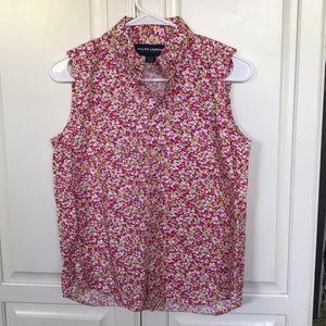 Ralph Lauren button up golf shirt size 6